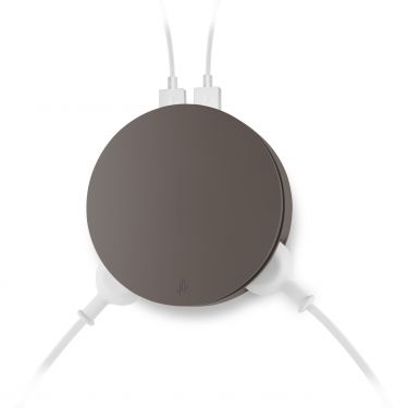 Chargeur Aero taupe