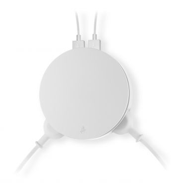 Chargeur Aero blanc