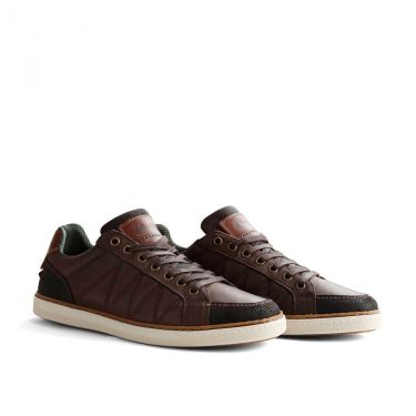 NoGRZ J.Gwynn Men Darkbrown