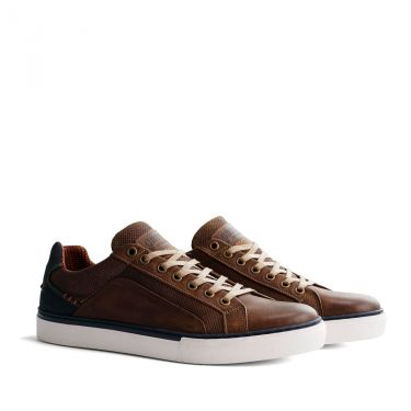 NoGRZ P.Johnson Men Dark Brown