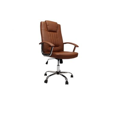 BREAZZ Harwich office chair Cognac