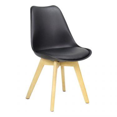 BREAZZ Zurich chair Black
