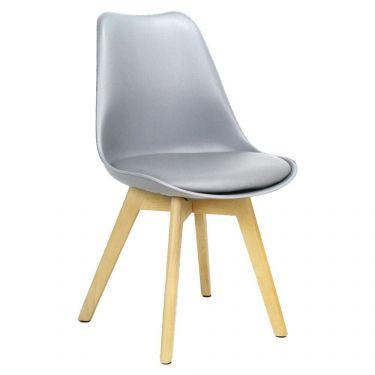 BREAZZ Zurich chair light grey