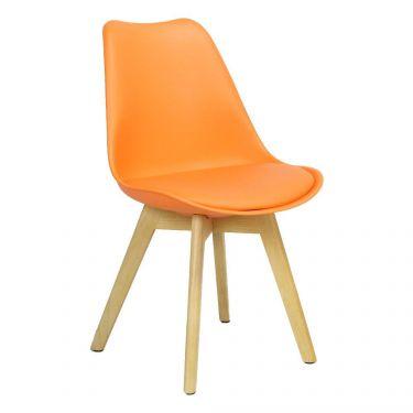 BREAZZ Zurich chair Orange