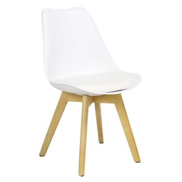 BREAZZ Zurich chair White