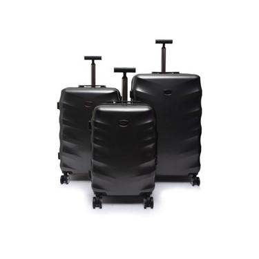 SYDNEY-Set de 3 valises Gris