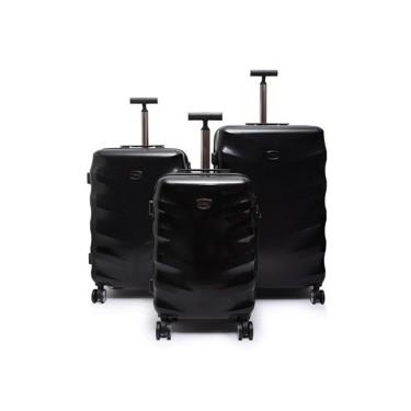 SYDNEY-Set de 3 valises Noir