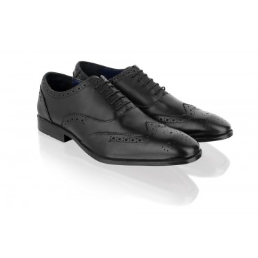 Chaussures Oxford Noir