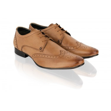 Chaussures Slim Camel