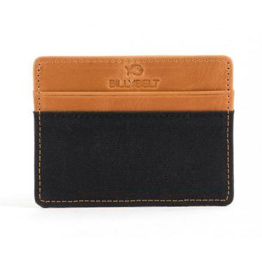 Porte-cartes slim noir