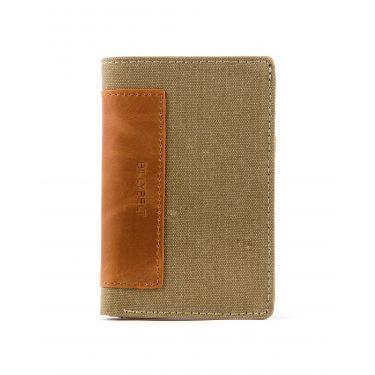 Porte-cartes sable
