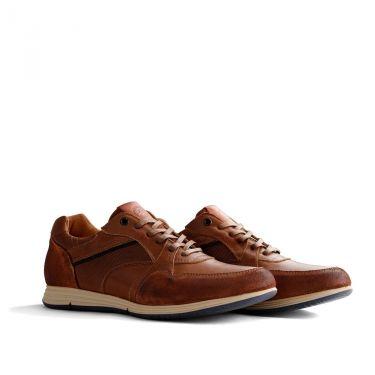 Hinckley Leather Cognac