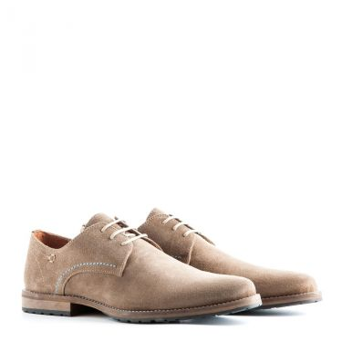 Manchester Suede Taupe