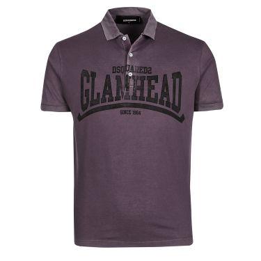 Poloshirt-violet