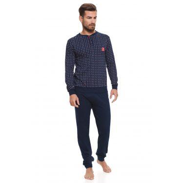 Pyjama Bleu LANCETTI-LJ496