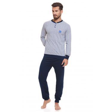 Pyjama Gris LANCETTI-LJ496