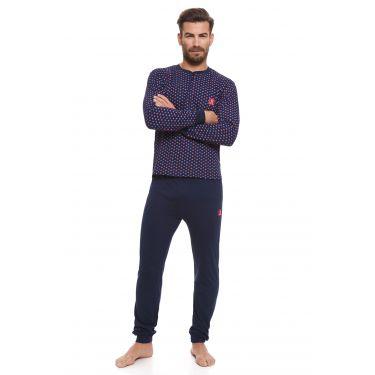 Pyjama Bleu LANCETTI-LJ497