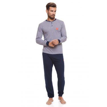Pyjama Gris LANCETTI-LJ497