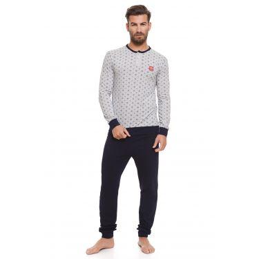 Pyjama Gris RENATO BALESTRA-RS510