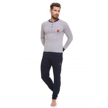Pyjama Gris RENATO BALESTRA-RS511