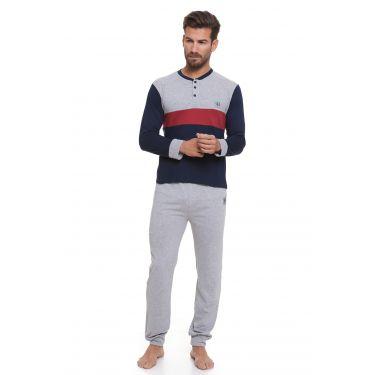 Pyjama Gris RENATO BALESTRA-RS508