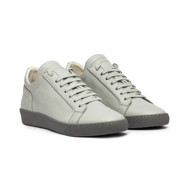AMALFI LOW GREY LEATHER