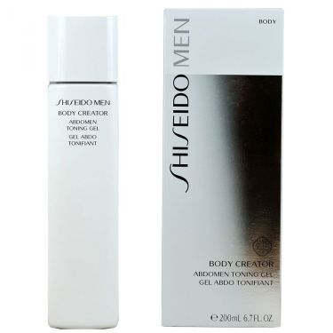 SHISEIDO gel tonifiant abdomen 200 mL