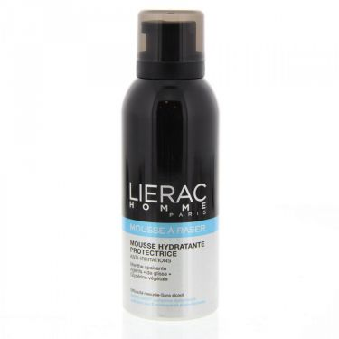 LIERAC mousse à raser hydratante anti-irritations 150 mL