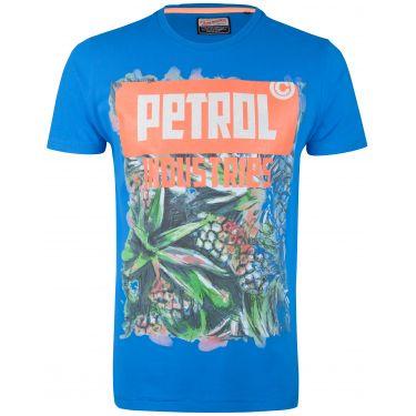 T-shirt Petrol bleu