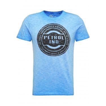 T-shirt Bleu daytona