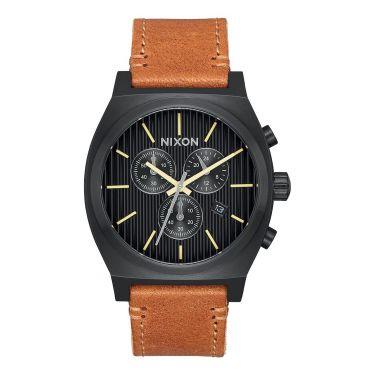 Time Teller Chrono Leather
