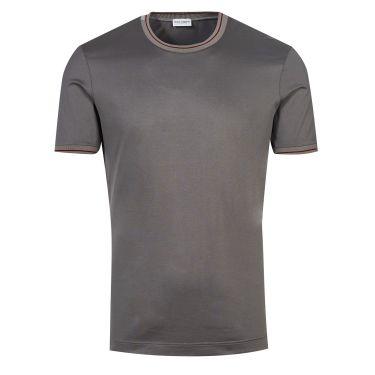 T-shirt gris foncé
