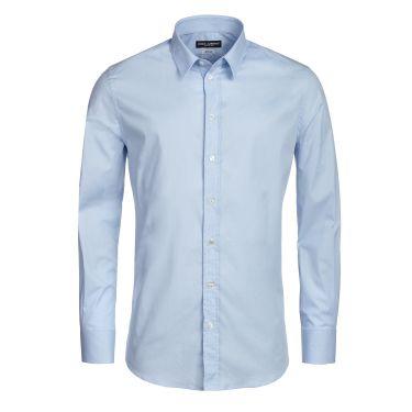 chemise bleu clair