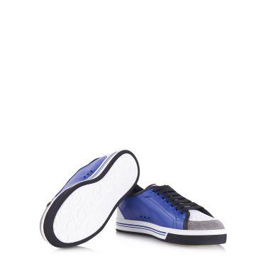 chaussure bleu