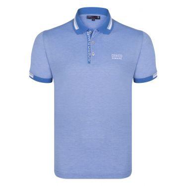 Polo Giorgio di mare bleu