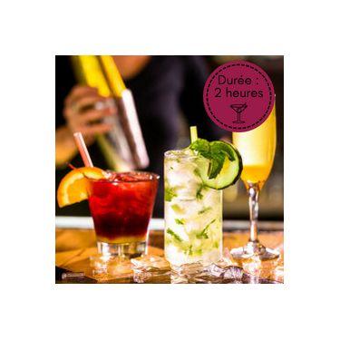Atelier cocktail : les grands classiques
