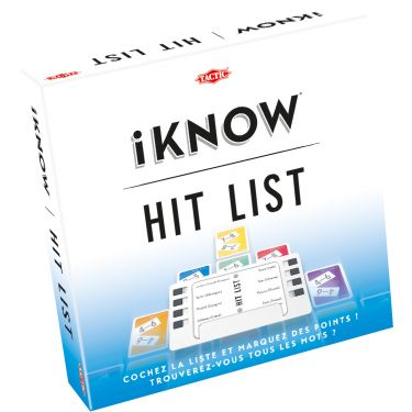 Iknow Hit List - 12 ans+ - 53955