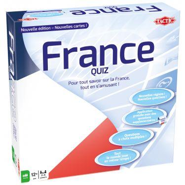 France Quiz | 12 ans + - 53687