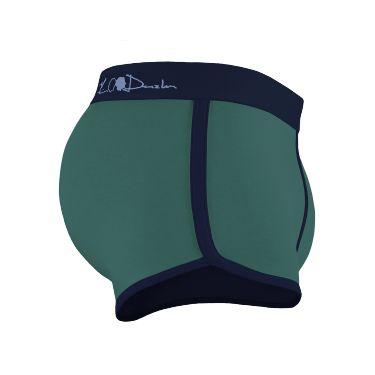 Boxer Navy-vert