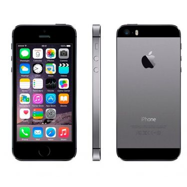 Iphone 5S gris - 32 Go - Grade A+