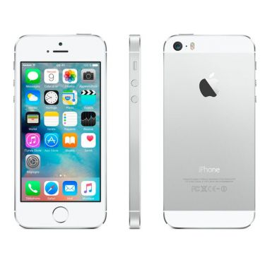 Iphone 5S argent - 32 Go - Grade A+