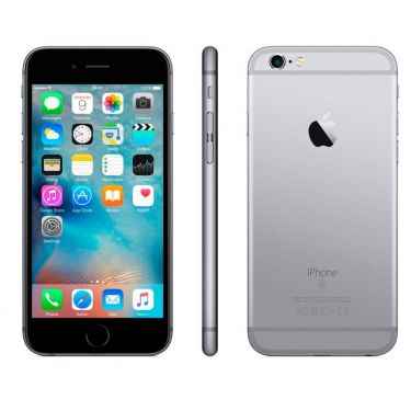 Iphone 6 gris - 64 Go - Grade A+