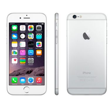 Iphone 6 argent - 64 Go - Grade A
