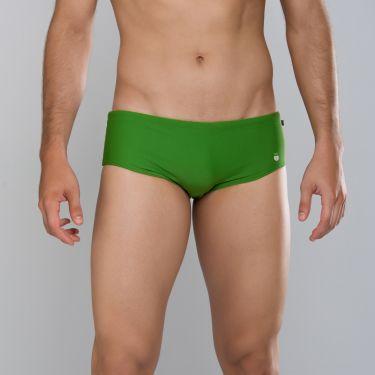 Short de bain Vert