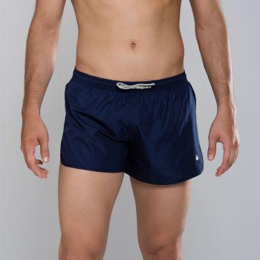 Short de sport Bleu