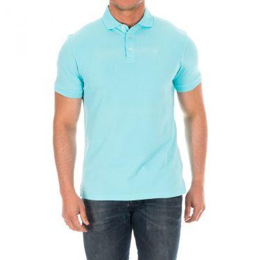 Polo turquoise-537