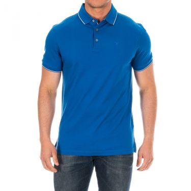 Polo bleu foncé-501