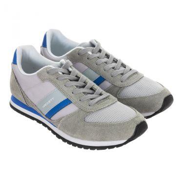 Chaussures gris bleu-9HD