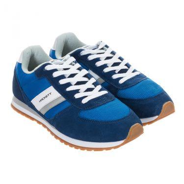 Chaussures bleu royal-551
