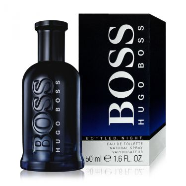 HB BOSS BOTTLED NIGHT 50 ml